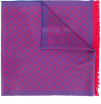 Gucci GG jacquard shawl