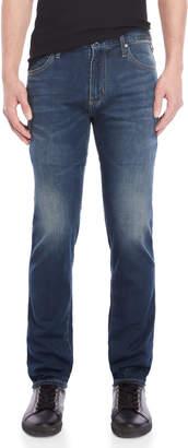 Armani Jeans Dark Wash J45 Regular Fit Jeans