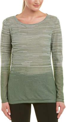 Lafayette 148 New York Sheer Sweater