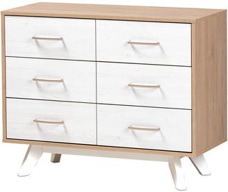 Helena Design Studios 6-Drawer Dresser