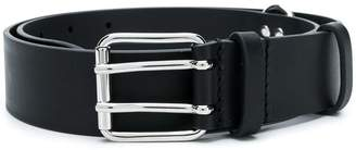 IRO studded wide belt