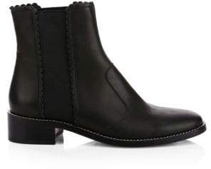 See by Chloe Maddie Leather Chelsea Boots