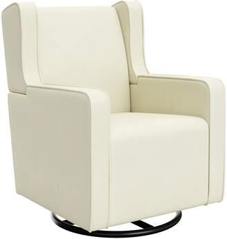 Graco Remi Upholstered Swivel Glider