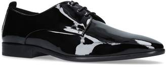 Kurt Geiger London Dermot Patent Formal Shoes