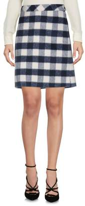 Brooks Brothers RED FLEECE by Knee length skirt