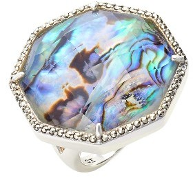 Women's Judith Jack Statement Ring $130 thestylecure.com