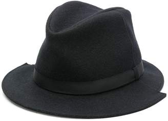 Yohji Yamamoto fedora hat