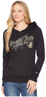 Champion College Florida State Seminoles Eco University Fleece Hoodie Women's Sweatshirt