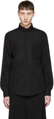 Craig Green Black Slim Straps Shirt