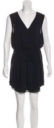 A.L.C. Silk Colorblock Dress w/ Tags
