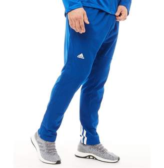 adidas Mens Ekit Snap Basketball Pants Collegiate Royal/White