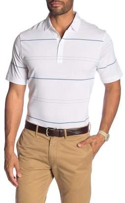 Devereux Taylor Striped Polo