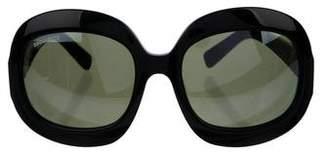 DSQUARED2 Frances Oversize Sunglasses