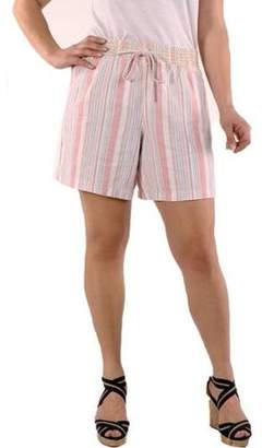 By Beau Dawson Women's Drawstring Premium Soft Short 7inseam