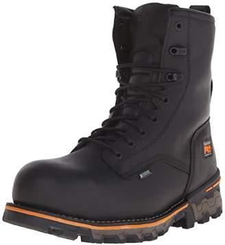 Timberland Men's 8 Inch Boondock Comp Toe Waterproof Work Boot