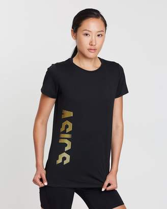Asics SD Graphic SS Top