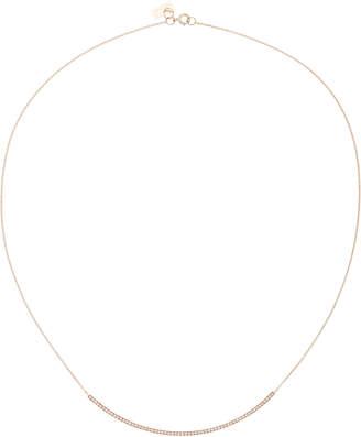 VANRYCKE Officiel 18K Rose Gold Diamond Necklace