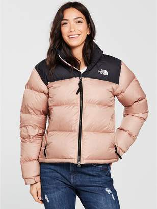 The North Face 1996 Retro Nuptse Jacket - Misty Rose