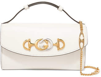 36e447308df Gucci White Chain Strap Shoulder Bags for Women - ShopStyle UK
