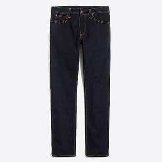 J.Crew Mercantile Straight-fit selvedge jean in dark wash