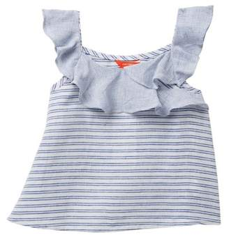 Joe Fresh Ruffle Tank (Little Girls & Big Girls)