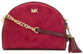 MICHAEL Michael Kors logo zipped crossbody bag