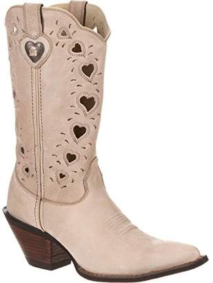 Durango Women's Crush Heart Western Boot