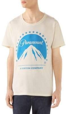 Gucci Paramount Logo Print Tee