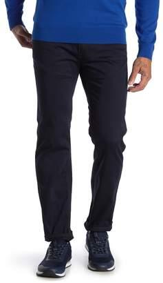 "BOSS Hugo Solid Slim Fit Pants - 32-34\"" Inseam"