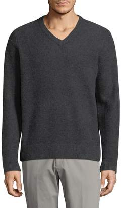 Vince Men's Wool-Cashmere Sweater