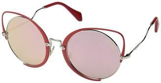 Miu Miu 0MU 51TS Fashion Sunglasses