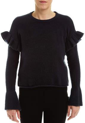 Romeo & Juliet Couture Ruffled Sweater