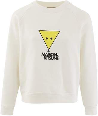 MAISON KITSUNÉ Fox sweatshirt