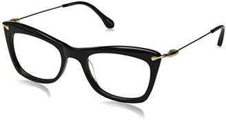 Elizabeth and James Women's Chrystie EJO BR02/GL01/GL01 Cateye Eyeglasses