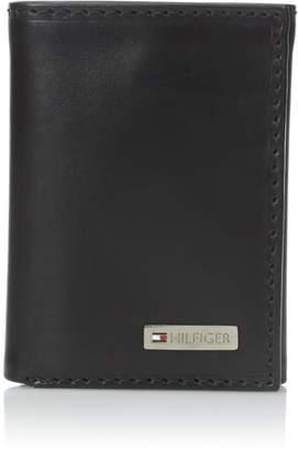 Tommy Hilfiger Men's Fordham Flip Trifold Wallet