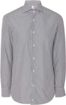 EIDOS University Striped Button-Up Shirt