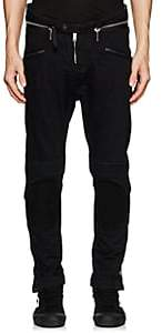 Taverniti So Ben Unravel Project BEN UNRAVEL PROJECT MEN'S MOTOCROSS JEANS-BLACK SIZE 30