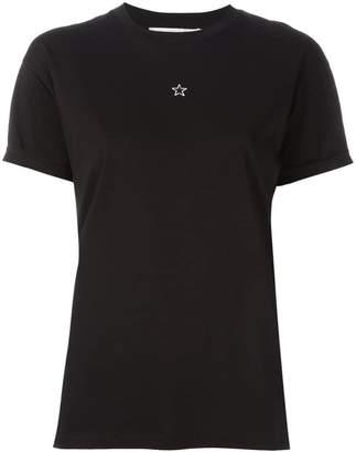 Stella McCartney Embroidered mini star T-shirt