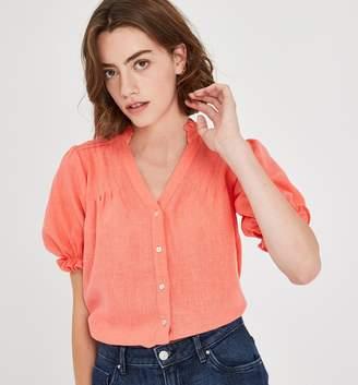 Promod Linen mix shirt