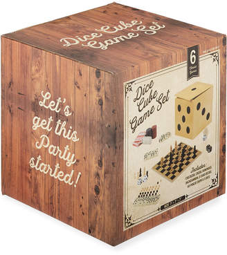 Tricoastal Design Tri Coastal Design 6-in-1 Dice Cube Game Set