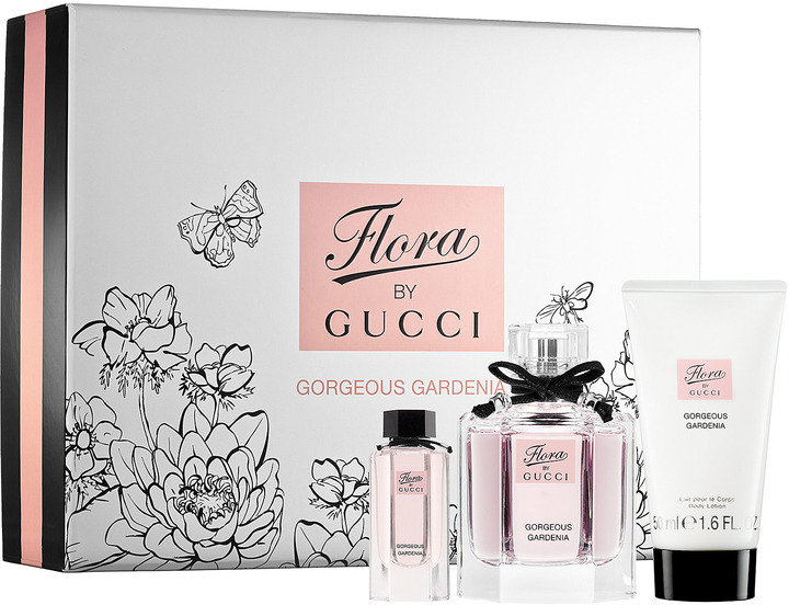 Gucci Gorgeous Gardenia Gift Set