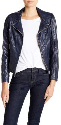Tommy Hilfiger Faux Leather Jacket