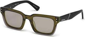 Diesel Dl0231 Square Sunglasses