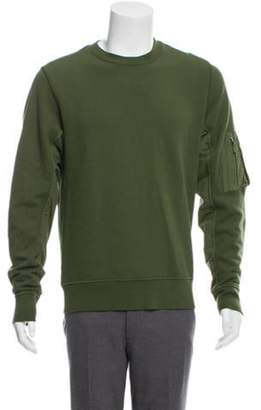 Tim Coppens Military Crew Neck Sweater w/ Tags olive Military Crew Neck Sweater w/ Tags