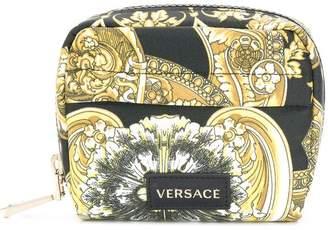 Versace small baroque make-up bag