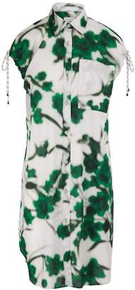Dries Van Noten Sleeveless shirt dress