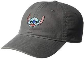 Disney Stitch Washed Twill Baseball Cap