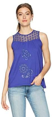Desigual Women's Garance Sleeveless t-Shirt