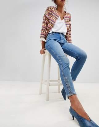 Pepe Jeans Gladis Zip Ankle Skinny Jeans