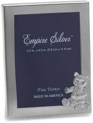 Mikasa Empire SilverTM Teddy Bear Pewter Frame